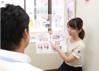 デンタルオフィス八丁堀_治療の事前説明3