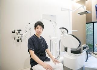 平安通歯科クリニック 青木 佑介 院長 歯科医師 男性