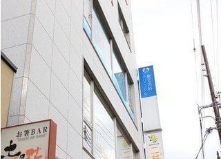 当院は3階にあります。