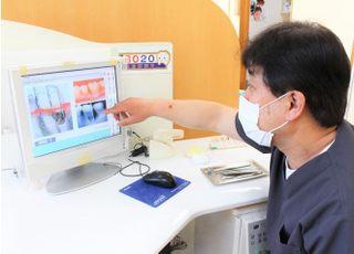 さかた歯科医院_治療の事前説明1