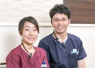 菊陽うえき歯科クリニックのドクターです。歯やお口のことならお任せください。