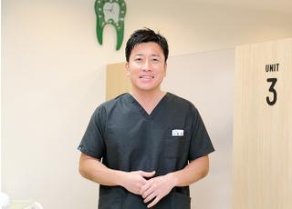 きくち歯科クリニック 菊池 謙一 院長 歯科医師 男性