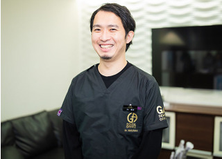 GAデンタルオフィス 粕谷 和摩 院長 歯科医師 男性