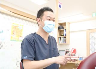 松戸ありす歯科 二木 健 院長 歯科医師 男性
