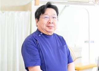 やすらぎ歯科医院 森 貞彦 院長 歯科医師 男性