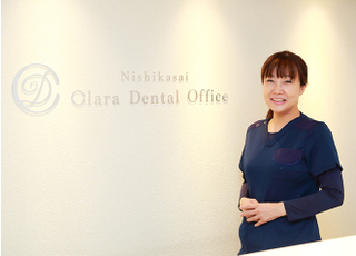 西葛西クララ歯科医院 鈴木 アヤ子 院長 歯科医師 女性
