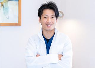医療法人社団 EVIDENS ぶばい歯科クリニック 塩田 亮 院長 歯科医師 男性