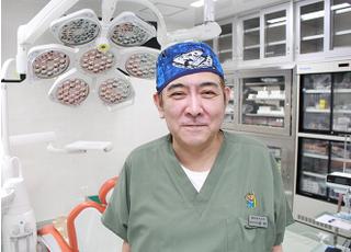 嶋野歯科医院 嶋野 一弘 院長 歯科医師 男性