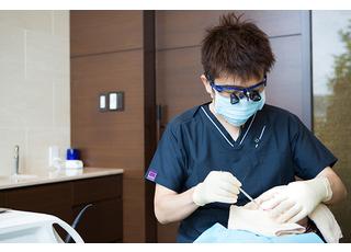 ただこし歯科クリニック 只腰 哲章 院長 歯科医師 男性