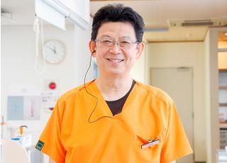 竹屋町森歯科クリニック 森 昭 院長 歯科医師 男性