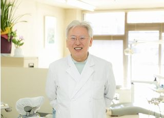 みさと歯科クリニック 松元 聰 院長 歯科医師 男性