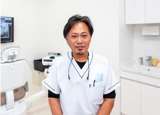 みらい歯科クリニック 甘利 高典 院長 歯科医師 男性