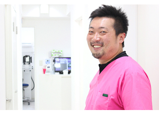 ひめじま通り歯科 伊東 聰 院長 歯科医師 男性