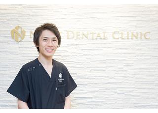 ノア歯科クリニック中目黒 坂田 尭久 院長 歯科医師 男性