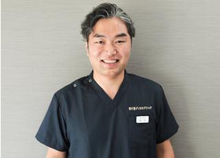 西千葉デンタルクリニック 湯浅 算章 院長 歯科医師 男性