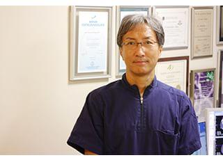 太田歯科クリニック 太田 一伸 院長 歯科医師 男性
