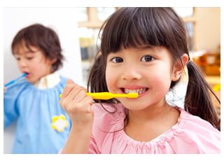 ざいもくちょう歯科 小児歯科