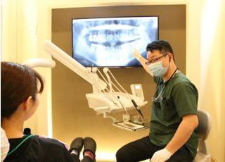 園部きらり歯科_治療の事前説明4