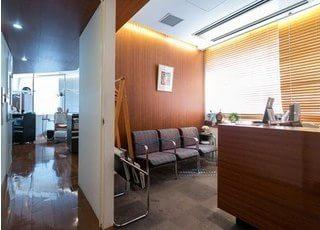 北歯科医院_歯科医院が苦手という方もリラックスできる空間になっています