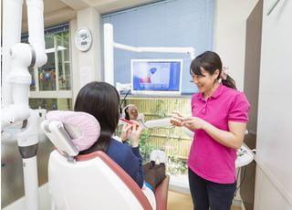 荒井歯科医院_歯についての知識を持って1本でも多くの歯を残す