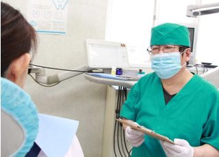 岡永歯科_治療の事前説明1