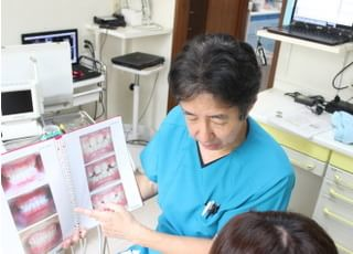 清水歯科医院_治療の事前説明4