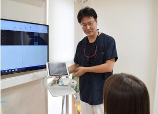 しのはら歯科医院 (JR西宮駅前)治療の事前説明3