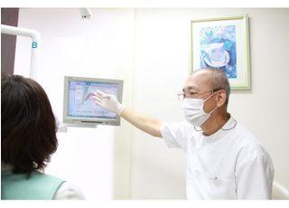 あおば歯科医院治療の事前説明2