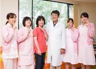 草苅歯科医院のスタッフです。皆様のご来院を、心よりお待ちしております。