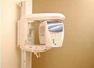 低線量のデジタルX線診断装置を導入しております。