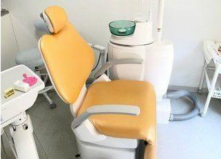 診療室は個室になっています。リラックスして診療を受けられます。