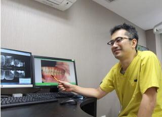 成田歯科・矯正歯科医院治療の事前説明1