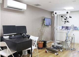 成田歯科・矯正歯科医院イチオシの院内設備4