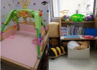 キッズ・親子向け診療室を2階にオープンしました。