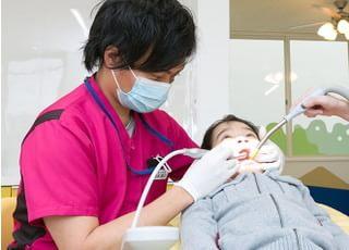 先生が丁寧な診察と説明で診療します。