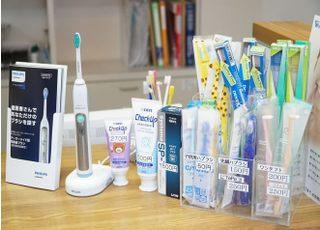 西大通歯科クリニック予防歯科3