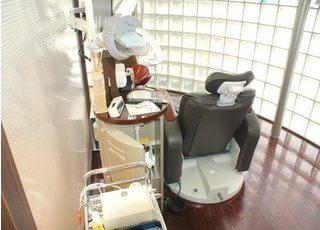 診療スペースです。