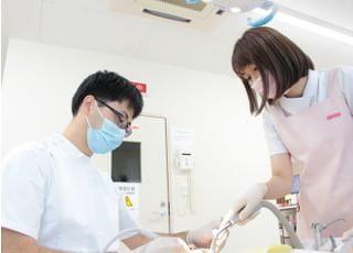 可児川歯科クリニック_保険診療が中心の診療