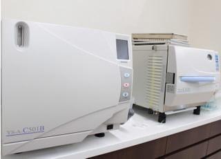 可児川歯科クリニック_院内の衛生管理