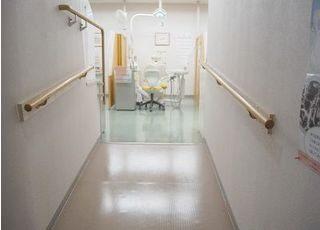 バリアフリー対応です。すべての患者様が快適にお過ごしいただけるよう。尽力します。