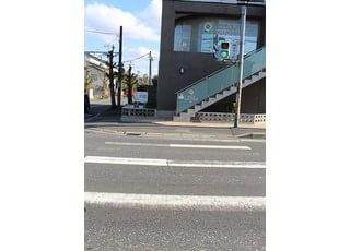 船橋駅からバスで7分の位置にある、夏見台ひまわり歯科の外観です。