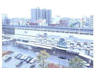 当院は、総武線稲毛駅東口から近いビルの1・6・7階にございます。