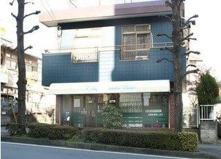 外観です。1998年に改行して以来ずっとこの志木市で地域に根付いた治療を行ってきております。