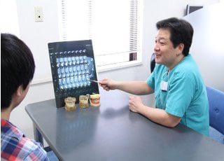 田中歯科クリニック_自身の経験をもとに患者さまのお気持ちを考えた治療