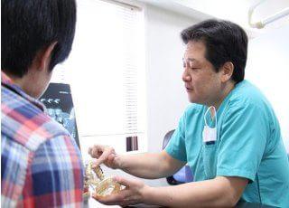 田中歯科クリニック_患者さまの笑顔を守るためにそれぞれにあった治療を提供する