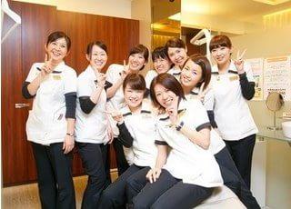 歯科衛生士も多数在籍しており患者様を手厚くサポートさせていただいております。