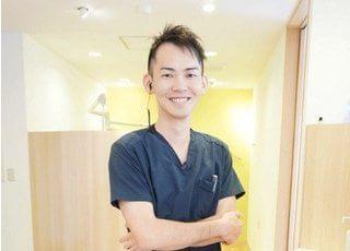 河端歯科Nori-Dental office 河端 憲彦 院長 歯科医師 男性