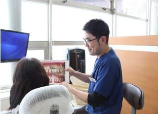石井歯科医院_患者さまの立場にたった歯科医療をご提供するために