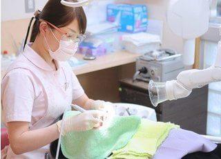当院のスタッフです。患者様に満足していただける治療をご提供いたします。