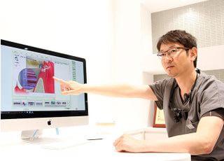 下江歯科医院_先生の専門性・人柄4